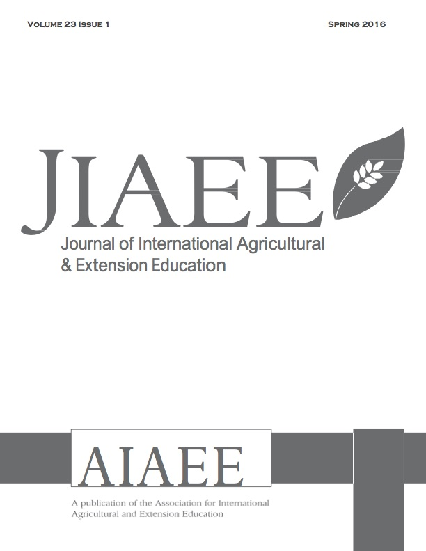 JIAEE Volume 23 Issue 1