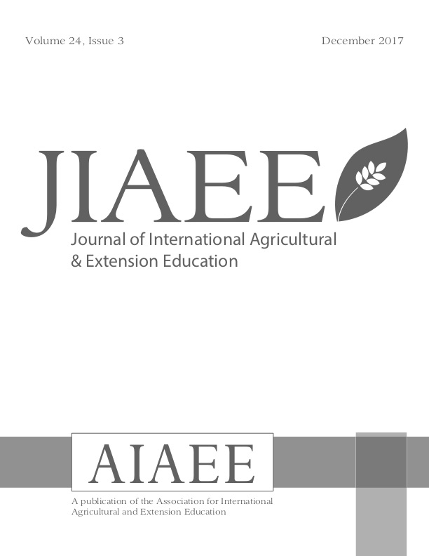 JIAEE Volume 24 Issue 3